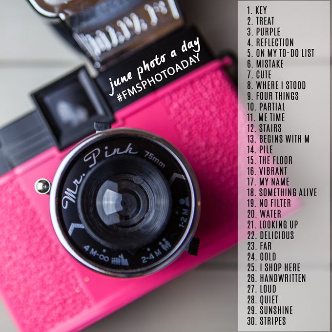 HOW TO PLAY ON INSTAGRAM + Playing along is really simple! Just look at the list each day and take a photo using the prompt as inspiration. So, for example, Day 1 is Key. So all you have to do is take a photo of a KEY. Easy! + You can then share your photo... Read More