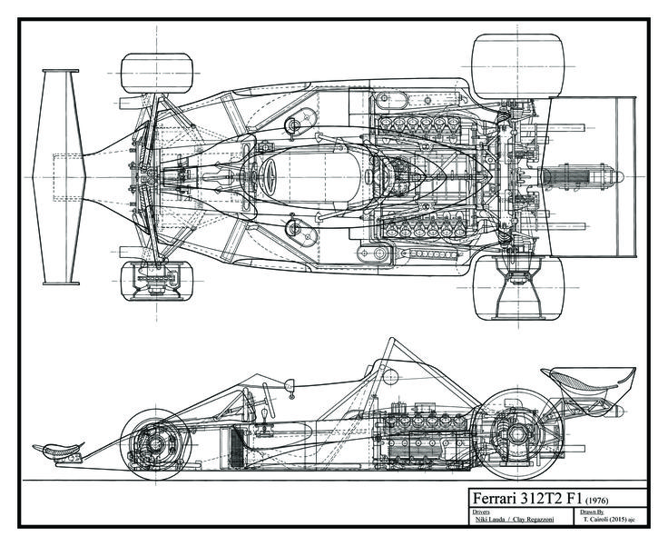 51 best Race Car Blueprints images on Pinterest | Cars, Cutaway and ...
