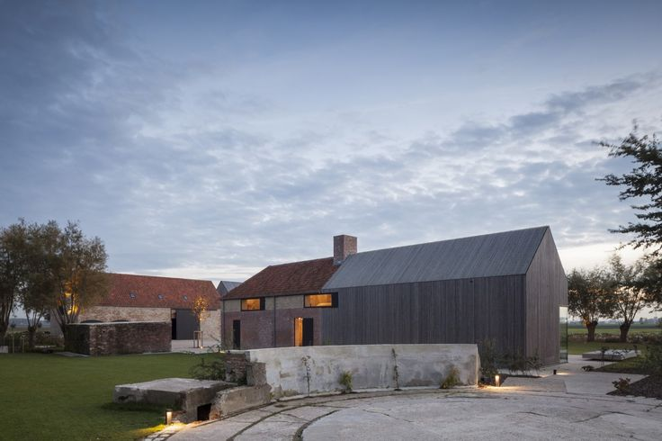 Gallery of Residence DBB / Govaert & Vanhoutte Architects - 27
