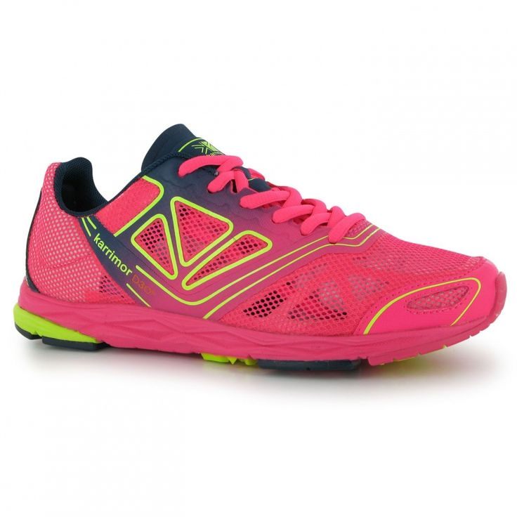 Karrimor D30 Elite Ladies Running Shoes, pink/navy | Dodohop.cz