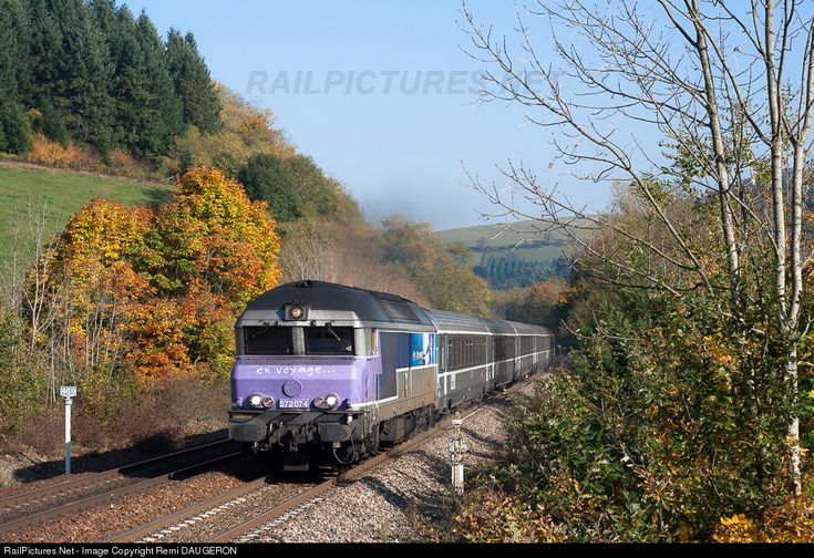 RailPictures.Net Photo: CC 72074 SNCF CC 72000 at Tarare, France by Remi DAUGERON