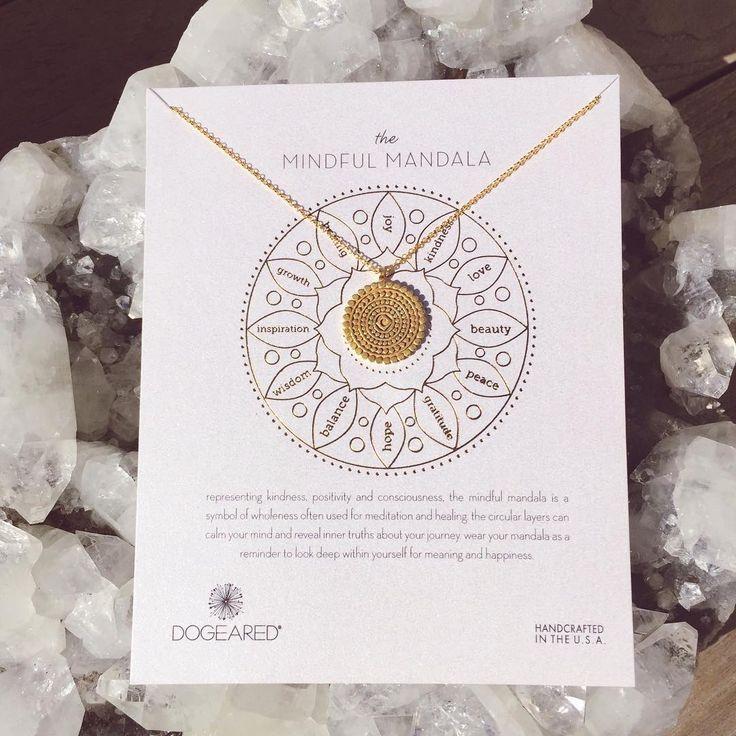 the mindful mandala / representing kindness, positivity + consciousness