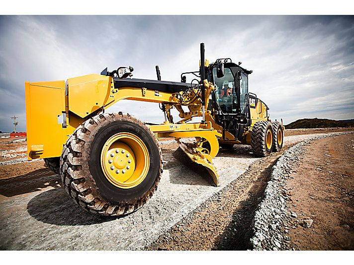 HOLT CAT is Victoria's authorized Caterpillar dealer for