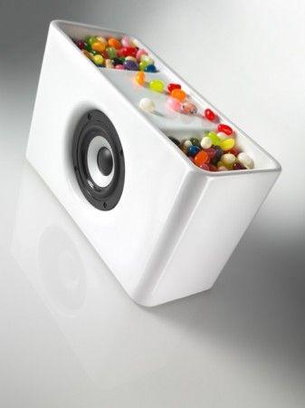 Josiah ceramic speaker by anythingby | FUTU.PL