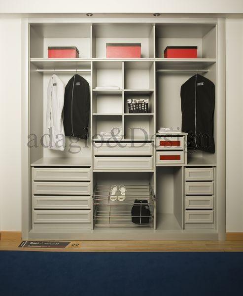 17 best images about interiores armarios on pinterest - Interior de armarios ...