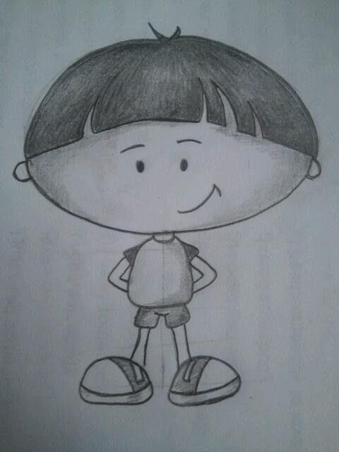 Dibujando...