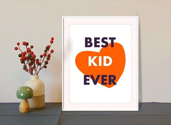 Above crib decor Little boy art gift Decor above crib