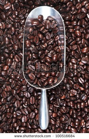 Roasted Mixed Robusta and Arabic coffee beans $3~$3.5