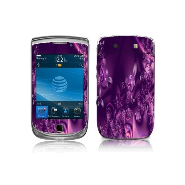 Blackberry Torch Skin, Design 05 Blackberry Torch Skins |... ❤ liked on Polyvore featuring celulares and electronics