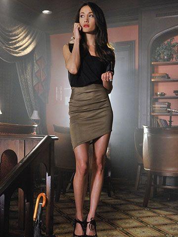 Maggie Q Legs | Maggie Q ( Nikita ) Part action star, part heartthrob, Maggie Q ...