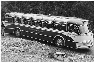 Mercedes-Benz - Oldtimer - Busse