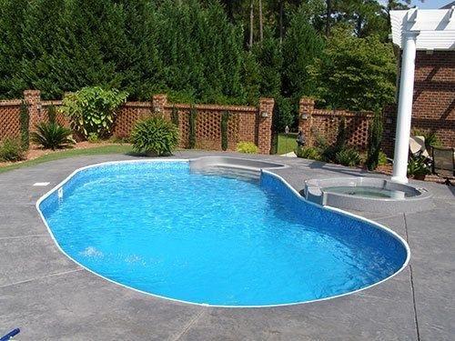 Aqua Pool Design Fayetteville Nc | Pool Designs | Pool ...