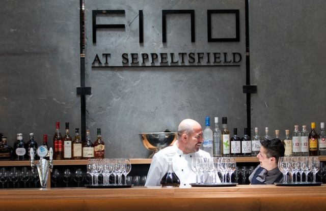 Fino Restaurant at Seppeltsfield Winery