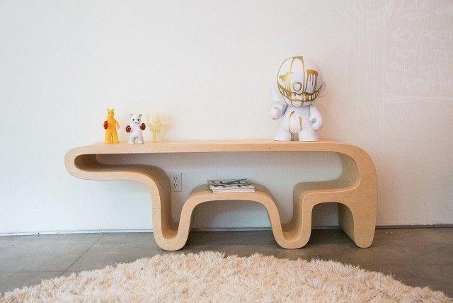 Bear Table Design – Fubiz™