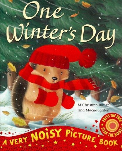 Tırtıl Kids , A Very Noisy Picture Book : One Winter's Day , 3-7