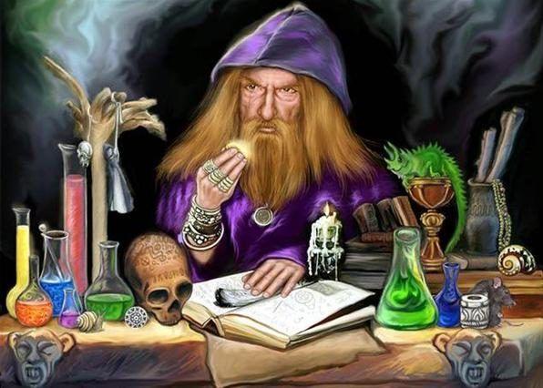 7 признаков того, что вы - алхимик / Мистика
