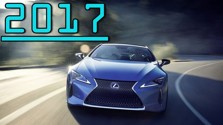►2017 Lexus LC 500h All New Multi Stage Hybrid System Automatic Transmis...
