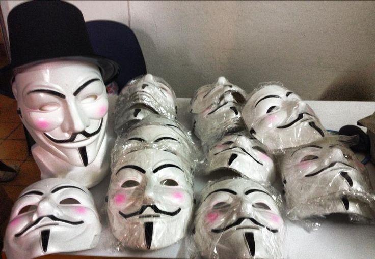 Mascara Anonymous Precios Mayoreo y Menudeo