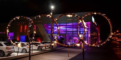 Audi Athlone Terminal Launch