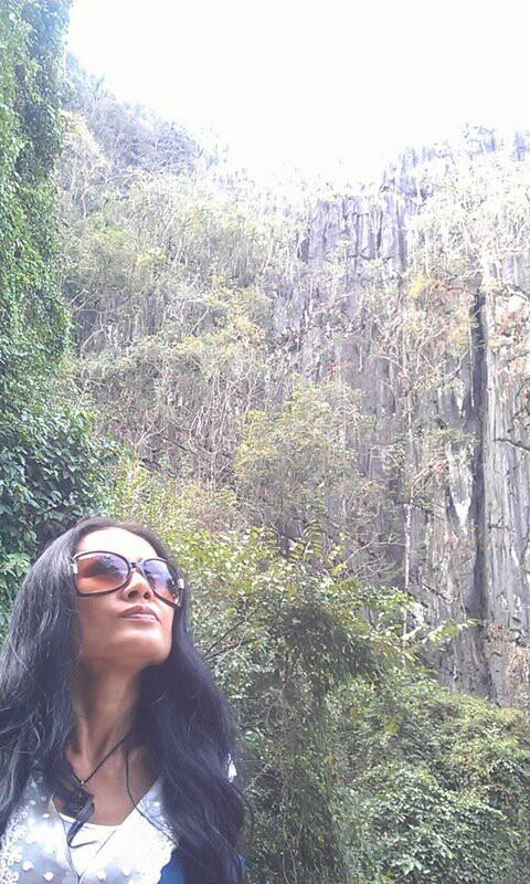 Laos cave