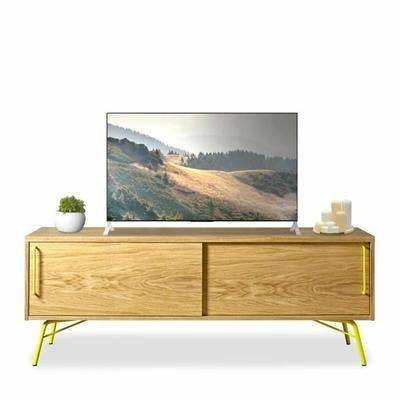 7 best images about meuble tv on pinterest tvs credenzas and contemporary bedroom furniture. Black Bedroom Furniture Sets. Home Design Ideas
