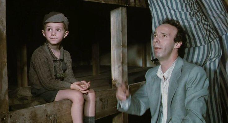 Un actor pequeño. - Giorgio tenía apenas 5 años cuando grabó la película.