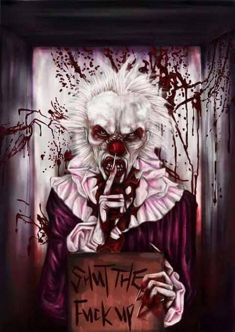 Evil Clowns are FUN!!!!!