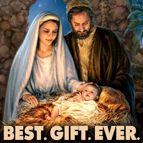 """God['s] gift to the world [is] His Only Begotten Son. And this divine Son by His very birth on earth gave Himself as the greatest Gift of all time. He would provide the plan for our salvation. He would give His life that we might rise from the grave and [live with joy] in the eternities, forever. Who could give more? What a gift this was! Think what it means to us!"" –Mark E. Petersen ... Learn more facebook.com/LordJesusChristpage #ASaviorIsBorn #HeIsTheGift #ShareTheGift #LIGHTtheWORLD"