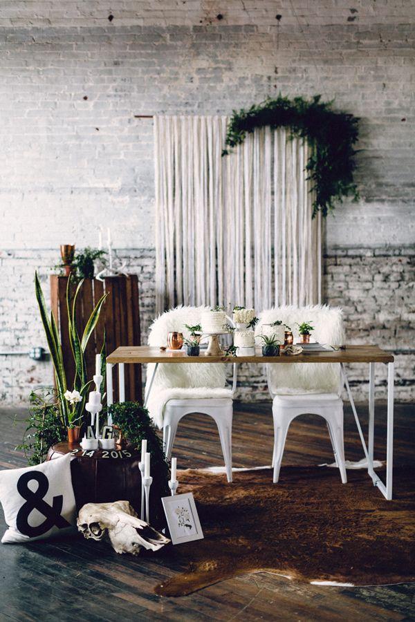 industrial wedding inspiration - photo by Danfredo Photos + Film http://ruffledblog.com/nordic-industrial-wedding-inspiration #weddingideas #industrialwedding