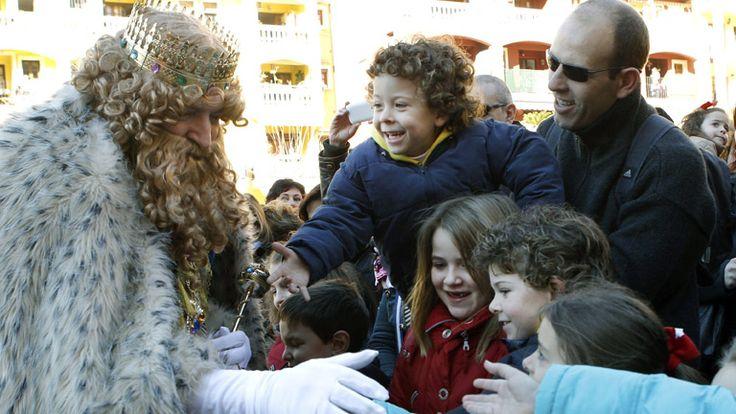 llegada de los Reyes