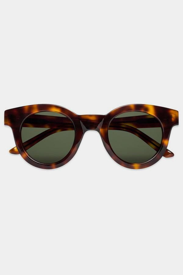 Type 02 Sunglasses - Brown Tortoise