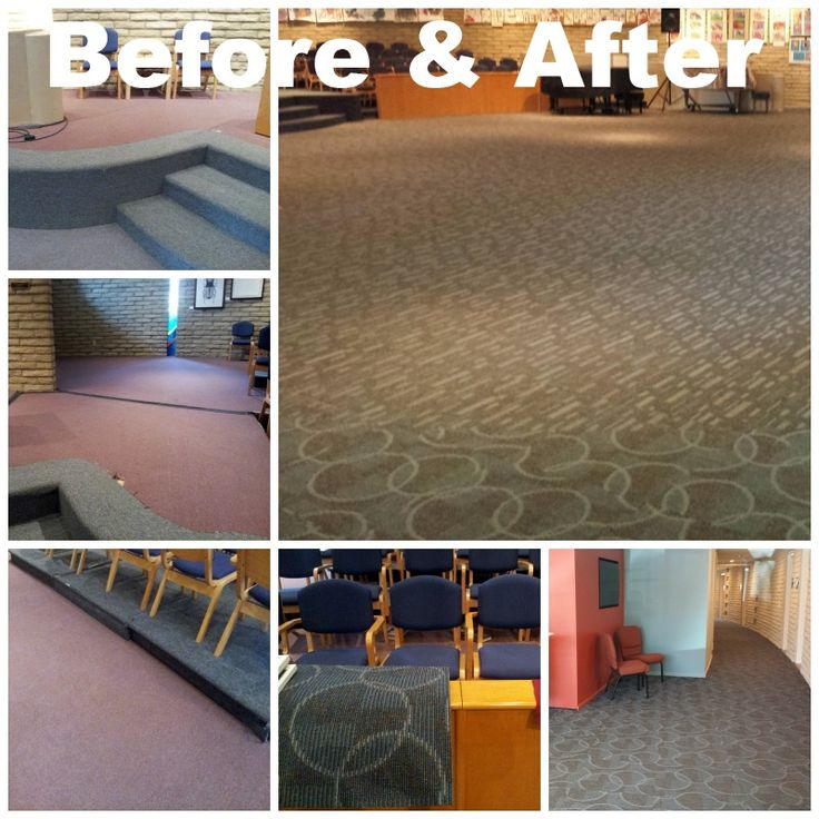 before u0026 after photos of a church in paradise valley we replaced broadloom carpet with