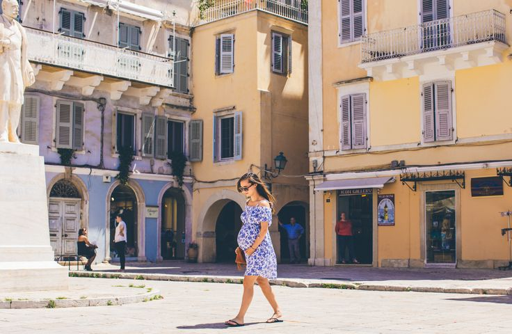 Snaps from Corfu - Hannah Maggs