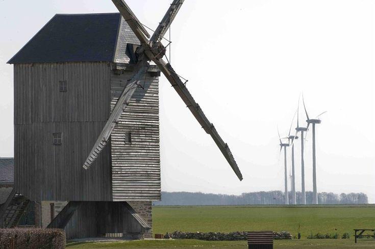 énergie éolienne fonctionnement | Moulin à vent et eoliennes