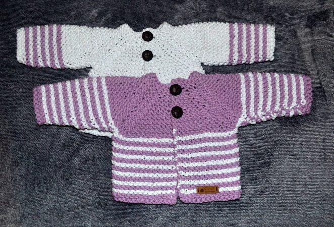 Hakeln Stricken Nahen Basteln Anleitungen Herunterladen Strickanleitung Baby Baby Jacke Kinder Pullover