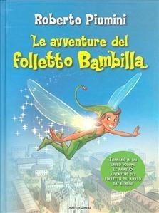 """""""Le avventure del folletto Bambilla"""" di Roberto Piumini"""