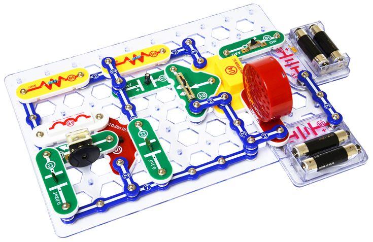 Model:  SC-300 - Snap Circuits ® 300 Experiments