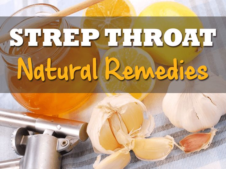 "• Natural Remedies for Strep Throat • -   Streptococci are simply everywhere. Some species of these bacteria live normally on our skin and mucous membrane, while some are pathogenic and may cause a large number of various diseases. The most pathogenic type of all streptococci is definitely ""Streptococcus pyogenes"". Streptococcal..."