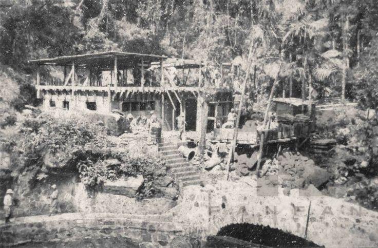 Ba o grande en el yunque en rio grande puerto rico la for Bano de oro el yunque
