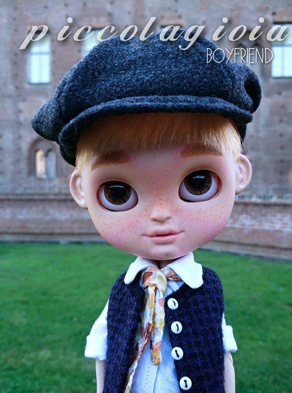 Guarda questo articolo nel mio negozio Etsy https://www.etsy.com/it/listing/527882993/icy-doll-rafael-ooak-customized-boy-doll