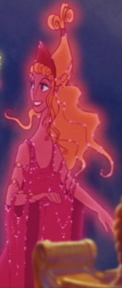 Hera-Hercules(1997) Voiced by Samantha Eggar