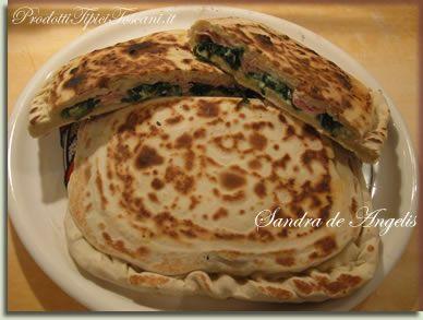 Oltre 1000 immagini su piadine panini bruschette - Crescione ricette cucina ...