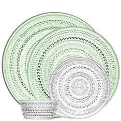 iittala Kastehelmi Dewdrop dinnerware: love these gorgeous pieces...love lots of iittala...