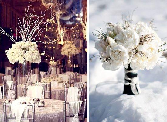 Matrimonio a tema inverno a gennaio - Matrimonio.it: la guida alle nozze