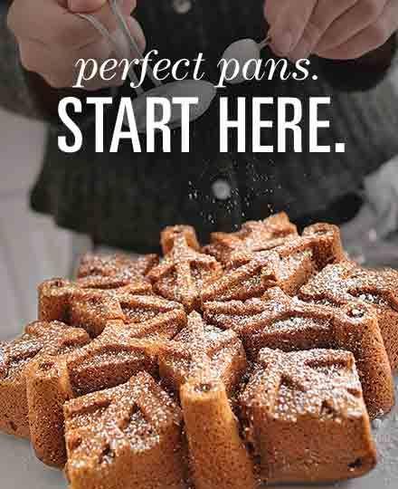 Paper Baking Pans, Tree Pans - Set of 4