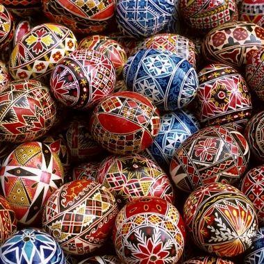 Greek Easter #easter #eastereggs #greekorthodox