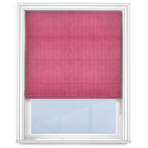 Kestrel Celine Plain Sugar Pink Roman Blind