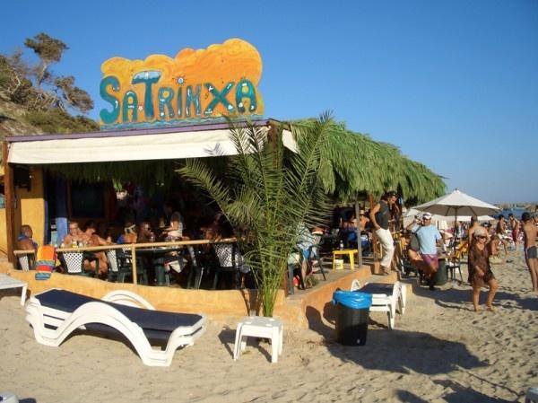 Sa Trinxa Bar, Ibiza