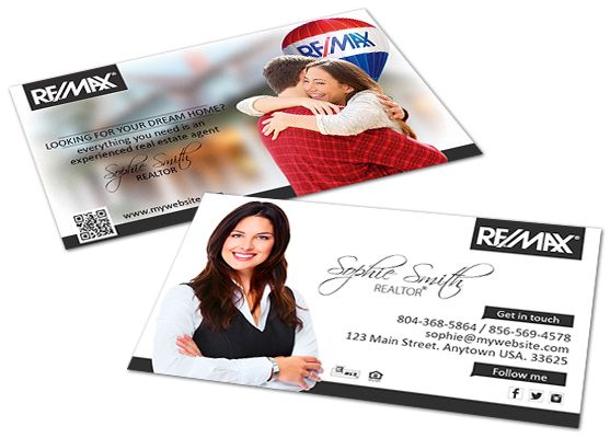 30 best remax business cards images on pinterest business card remax business cards 09 reheart Gallery