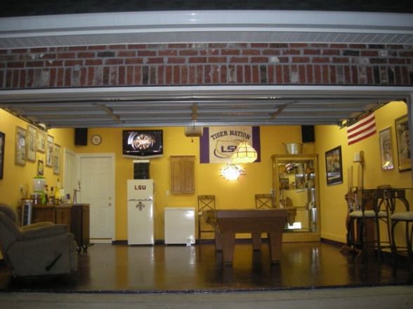 Lsu Man Cave Ideas : Images about lsu room ideas on pinterest world